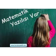 YAZILI HAZIRLIK-1